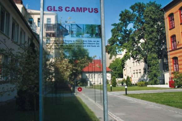 Kampus koledza GLS u Berlinu