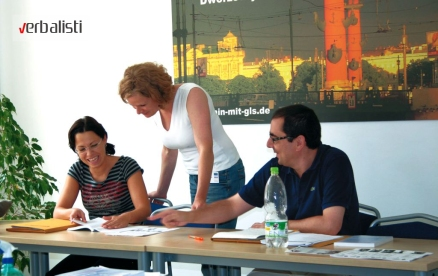 Kursevi poslovnog nemackog u Berlinu sa jezickom mrezom Verbalisti