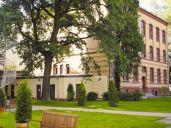 Rezidencioni smeštaj koji se nalazi u okviru kampusa GLS