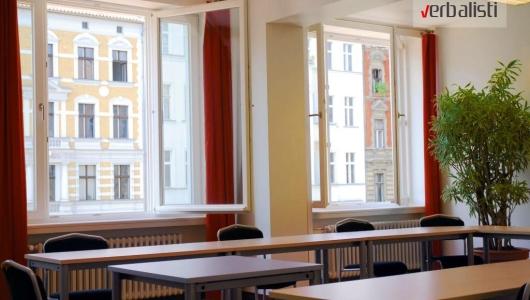 Skola nemackog jezika GLS u Berlinu, ucionica