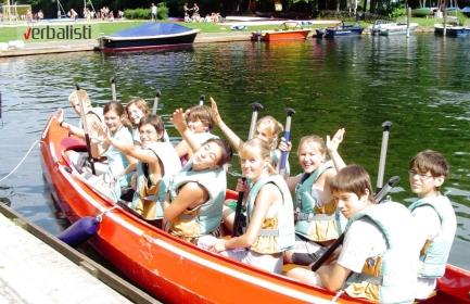 Vannastavne aktivnosti tokom letnje teen skole u Berlinu