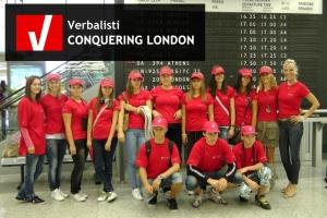 Skola jezika u Londonu za mlade, Verbalisti