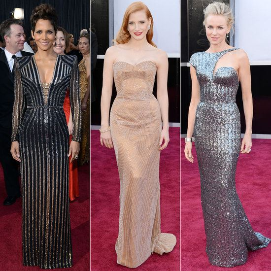 Halle Berry, Jessica Chastain, Naomi Watts