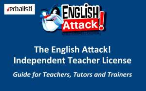 Verbalisti, English Attack Independent Teacher Guide