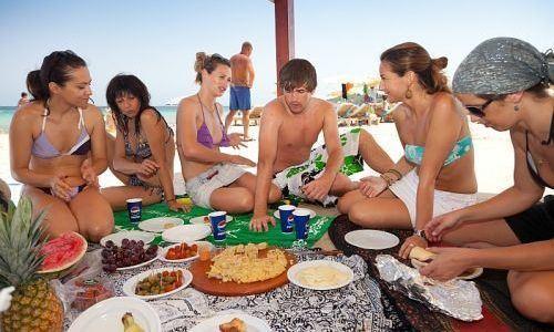 Verbalisti polaznici na plazi na Ibici