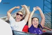 Verbalisti u Los Andjelesu, Six Flags