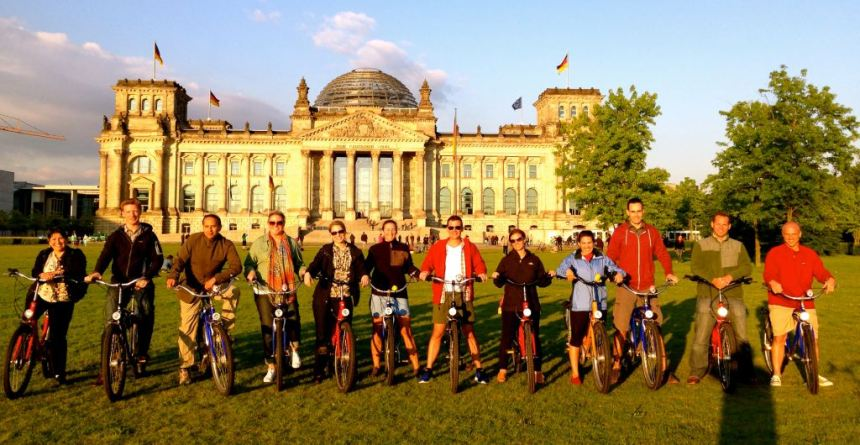 Our German language students in Berlin, Verbalists Language Network