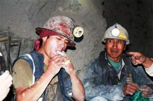Dinamitna tura u Boliviji