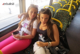 Aleksandra i Jelena, jezičko putovanje My OXFORD