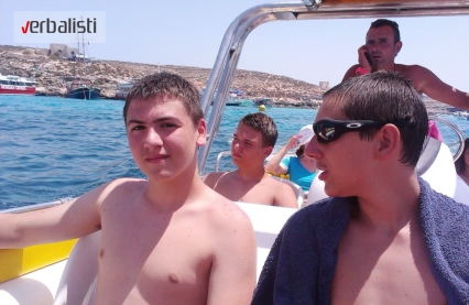 Comino - Speedboat ride
