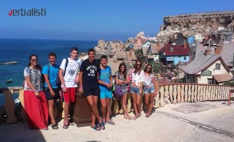 Verbalisti u Popajevom selu na Malti