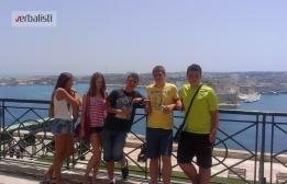 Visiting Valetta