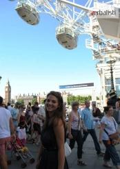 Aleksandra u Londonu, Verbalisti