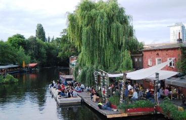 Club der Visionäre - omiljeno mesto za okupljanje mladih u Kreuzbergu