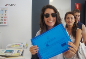Ema, Gordana i Vlatko, Ibiza 2013, Verbalisti