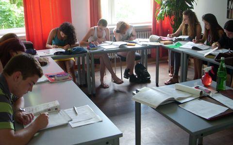 ...jos jedan prizor s casa, Berlin College 2013