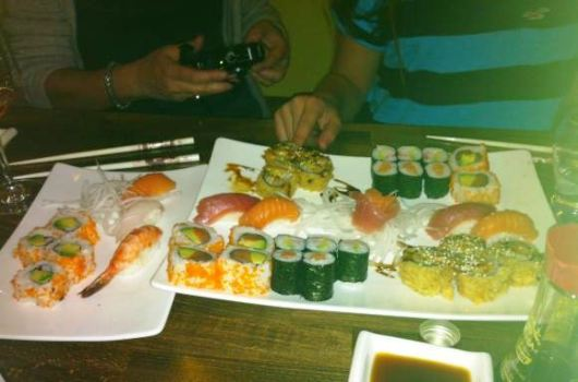 ...sushi nije tako skup u Berlinu