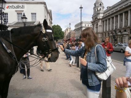 Teodora polaznica jezicke mreze Verbalisti u Londonu, 2013