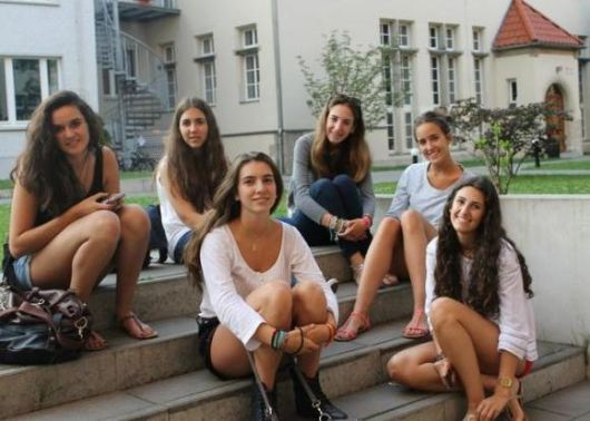 ...u kampusu GLS, Berlin 2013, Verbalisti