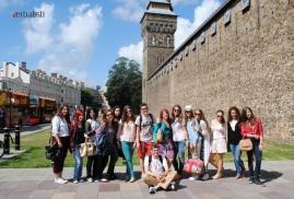Verbalisti, jezicko putovanje My OXFORD, 2013