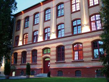 Zgrada smestaja na kampusu