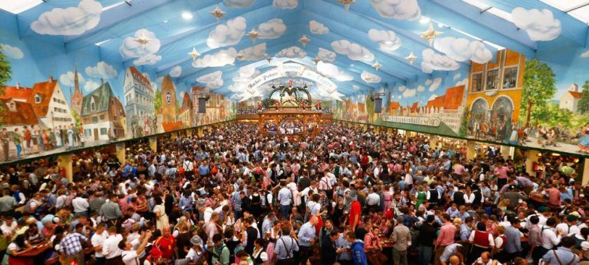 Festival Oktoberfest u Minhenu