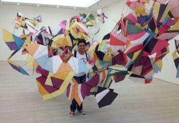 Ivana at Saatchi Gallery