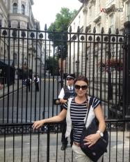 Ivana, Downing Street, London