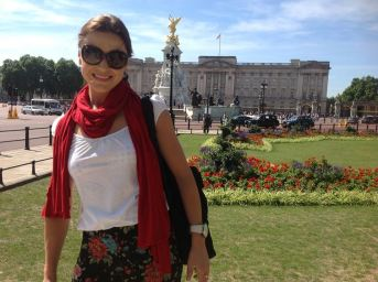 Ivana Mrvaljevic in London, Verbalisti