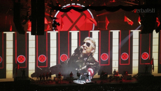 Koncert The Wall, Beograd