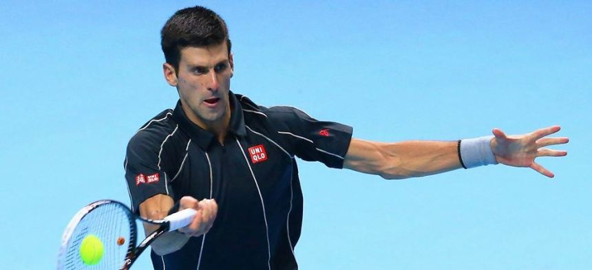 Novak Djokovic ATP World Tour Finals