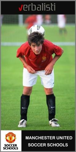 Fudbalski i jezicki kamp Manchester United