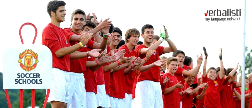 Fudbalski kamp Manchester Uniteda i skola jezika, Verbalisti