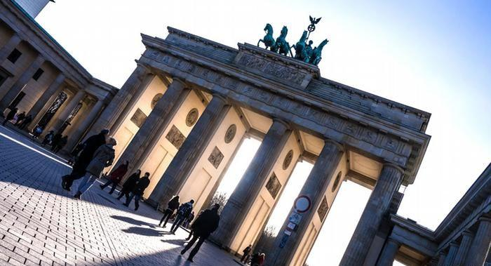 Ucenje nemackog - Berlin