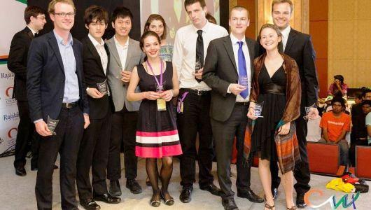 Pobednici svetskog univerzitetskog debatnog prvenstva održanog u Indiji