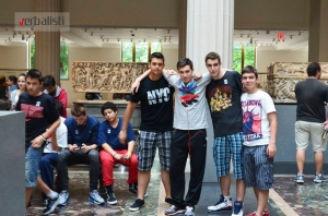U muzeju Metropolitan