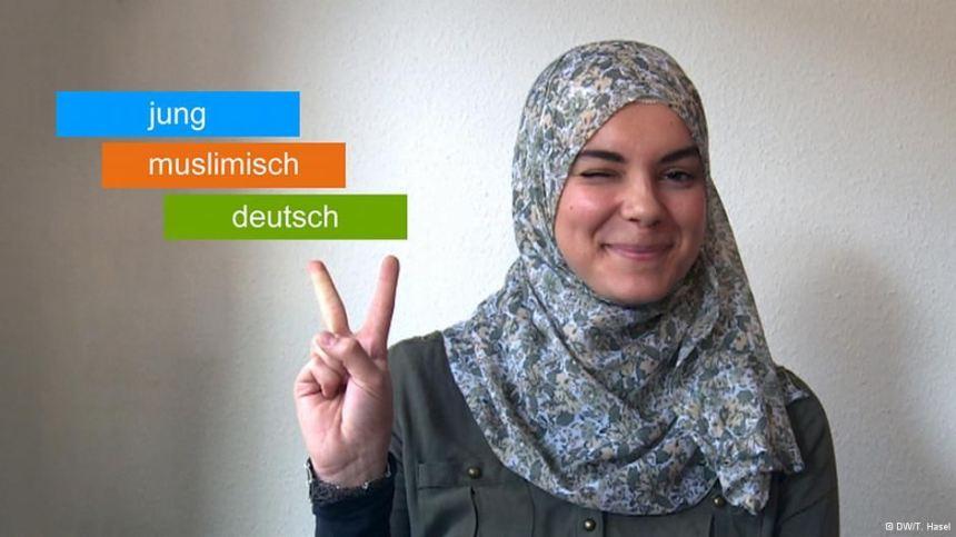 Nemacki online, video vezba Mit Comics gegen Vorurteile