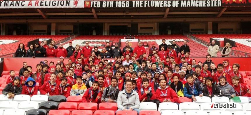Skola fudbala Manchester United, jezicka mreza Verbalisti