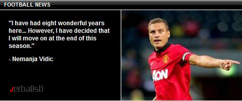 Vidic_announcement