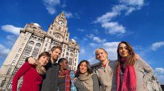 Kursevi engleskog jezika u Engleskoj, Liverpool