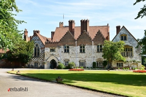 Players have the opportunity to attend for one or two weeks, at Bisham Abbey (photo)