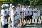 Polaznici Nike teniskog kampa