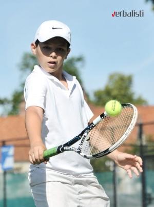 Teniski kamp Nike i jezicka mreza Verbalisti