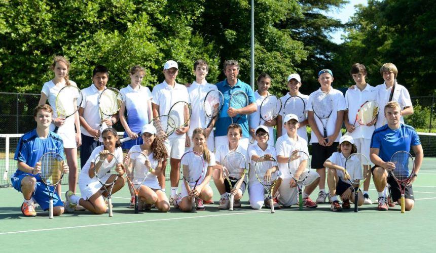 Teniski kamp Nike i skola engleskog u Engleskoj, Verbalisti