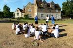 teniski kampovi održavaju se u julu i avgustu