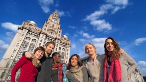 Learn English in Liverpool, Verbalisti