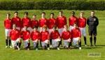 Coach Damien Sweeney, Manchester United training camp, Bradfield, April 13, 2014