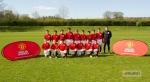 Coach Eddie Adby, Manchester United training camp, Bradfield, April 13 2014