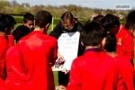 Manchester United training camp, Bradfield, spring 2014, 1