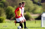 Manchester United training camp, Bradfield, spring 2014, 6